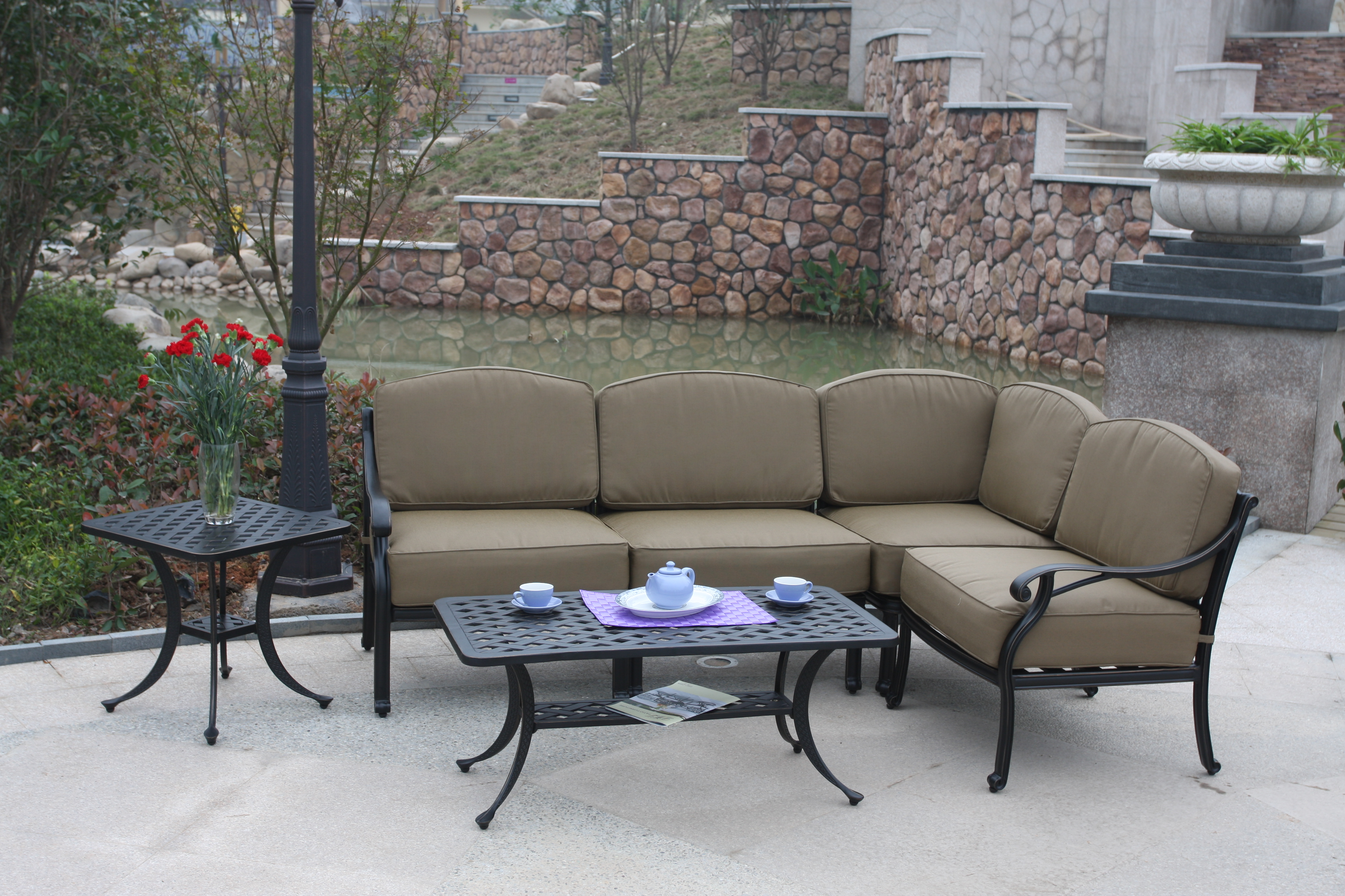 Patio furniture grand opening event march 31st april 2nd for Outdoor furniture dallas